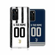 Custom Personalized Juventus Fc 2020/21 Race Kit Back Case For Huawei Phones 1
