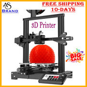 2021 New Arrival Anycubic Creality Aquila Diy Kit 3d Printer Silent Moth Us Gift