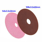 3.2mm Hole Grinding Wheel Disc Pad For Chainsaw Sharpener Grinder 3/8and404 Chain