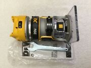 New Dewalt Dcw600b 20v Max Xr Brushless Cordless Compact Router Bare Tool