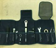 Lancia Delta Hf Beta Coupeand039 Thesis Tools Kit Bag Complete Set Wrench Pliers..