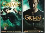 Grimm Vol 1 And 2 Set Tp Tpb 39.98srp Coins Of Zakynthos Bloodlines Nbc Dynamite