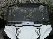Yamaha Wolverine Full Cab Enclosure With A Lexan Windshield