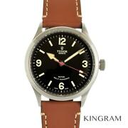 Tudor Heritage Ranger 79910 Mechanical Automatic Menand039s Watch From Japan