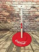 Coca Cola Stand For Gumball Machine Candy Nut Machine All Metal