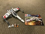 Lego 9493 - Star Wars X-wing Starfighter 100 Complete