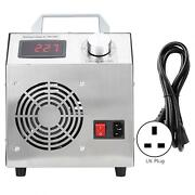 Bem-280 Ozone Air Purifier Cleaner 200w 200v/50hz With 1pc Power Cord Uk Plug