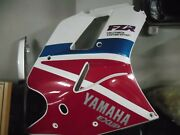 Yamaha Fzr 1000/93 Nos Body Front Lowers Genuine Parts Oem 3gm-y283j-fo-ge