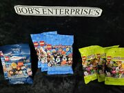 Lego Harry Potter Series 2 Minifigures Lot Of 9 71028-71025-71024 Smoking Deal