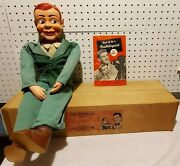 1950's Paul Winchell's Jerry Mahoney 24 Ventriloquist Dummy - View All Photos