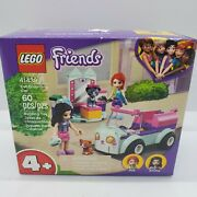 Lego 41439 Friends Cat Grooming Car Building Set Ages 4+ New