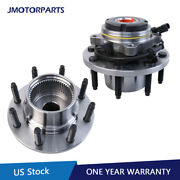 Set2 Front Wheel Hub Bearing Assembly For Ford F350 F250 Excursion 4wd 515020