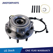Front Wheel Hub Bearing Assembly For 11-16 Ford F-350 F-250 Super Duty 515130