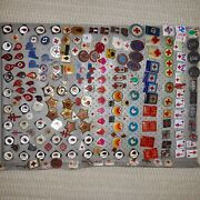 Lot Of Red Cross Pins Badges - Rare Collection