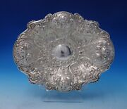 Art Nouveau By William Comyns And Sons Sterling Silver Serving Tray 4990