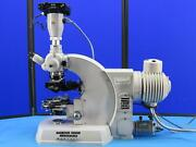 Vintage West Germany Carl Zeiss Universal Laboratory Microscope Camera Rs Iii