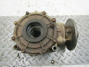 02-08 Yamaha Grizzly 660 Rear Back Differential Gearbox Assmebly