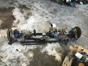 2009-2010 Jeep Wrangler Front Axle Assembly Dana 30 Lhd 4.88 Ratio 09 10