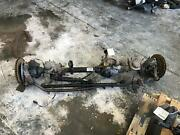 2009-2010 Jeep Wrangler Front Axle Assembly Dana 30, Lhd, 3.73 Ratio 09 10