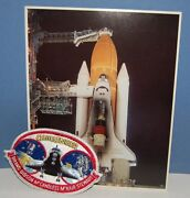 Nasa Space Shuttles Photos Astronauts Patches Hubble Watch Mugs Coin And More