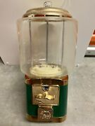 Silent Salesforce Ssf 25 Cents Gumball Candy Machine With Key