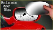 Right Hand Wing Mirror Replaceme Glass Land Rover Range Rover Mk2 Year 1995-2002