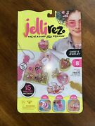 Jelli Rez - Sweets Jewelry Pack - Quick And Easy Diy Craft Activity Kit