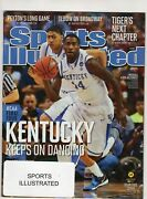 2012 Sports Illustrated Subscription Copy Back Issue Michael Kidd Gilchrist Uk