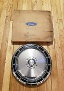 Vintage 1971 Ford Mustang 14 Hub Cap - Nos New Old Stock