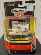 2000 Matchbox Collectibles Steel Soldiers Collection M1a1 Abrams Tank Nib