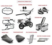Royal Enfield Complete Combo Pack Of 10 For Himalayan With Free Oil Filter