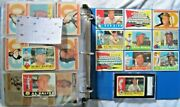 1960 Topps Baseball Near Complete Set 520/572 Mantle Sgc Aaron Mccovey Vgex+/ex