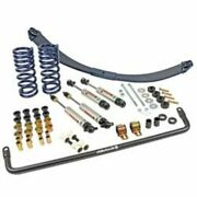 Ridetech 11535010 Suspension Package Streetgrip Monotube Shocks Front Sway Bar