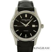 Frederique Constant Fc-303x6b34/6 Mechanically Inspected Menand039s Watch From Japan
