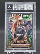 1992-93 Topps Stadium Club Beam Team Members Only Shaquille Oneal Bgs 9 Rc Rare