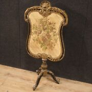 French Fender Furniture Antique In Lacquered And Gold Wood 800 19th Century