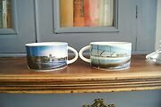 2 Royal Doulton British Airways Fine China Business Class Club Europe Coffee Cup