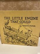 The Little Engine That Could By Watty Piper 1961 Mid Century Book