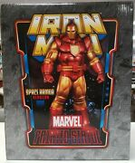Invincible Iron Man Space Armor Version Painted Statue 145/325 Bowen Sealed