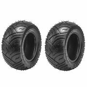 Two 13x5.00-6 Tire 13x5-6 Lawn Tractor Turf Lawn Mower Front Tires 13x500-6