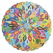 Lmc Products Jigsaw Puzzles 1000 Pieces For Adults - Colorful Mandala Hard Size