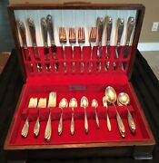 Prelude By International Sterling Flatware Service For 8-65 Pieces