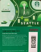 Lot Of 20 - 2020 Starbucks Seattle Gift Card 6180 No Value Mint