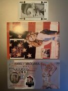 Madonna Lot - Bank Of Madonna - Next Best Thing Promo - Queen Card