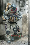 1/6 Jx001 The Dawn Of Humanoid Sergeant John Reese Action Figure In Stock