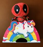 Sdcc 2020 Hallmark Exclusive Deadpool Itty Bittys Limited Edition 2500 Sold Out