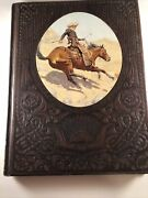 Vintage Time-life Books The Old West The Cowboys Copyright 1973
