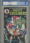 Mighty Crusaders 1 Cgc 9.6 1983 Red Circle Comics Rich Buckler Cover And Art