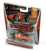 Disney Cars Mama Bernoulli Diecast Cars 2 Race Fans New In Package