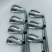 Pxg Gen 2 Irons 0311p Rh 4-pw Played 25 Rounds.andnbsp Great Condition Dg Shafts X100andnbsp